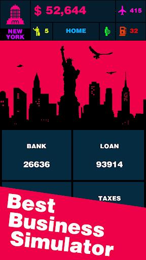Business Game: Buying Selling Banking Trading apklade screenshots 1