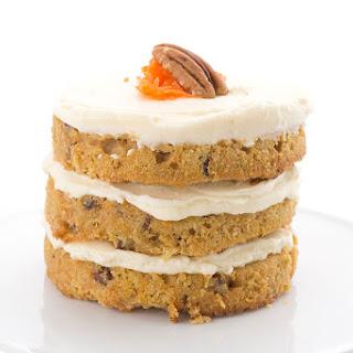 Mini Carrot Cake.