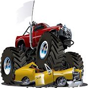Monster Truck Game Truck Driving Simulator