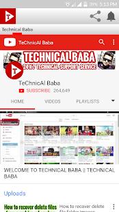 App Technical Baba APK for Windows Phone
