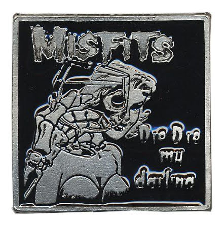 Misfits - Die Die My Darling - Belt Buckle