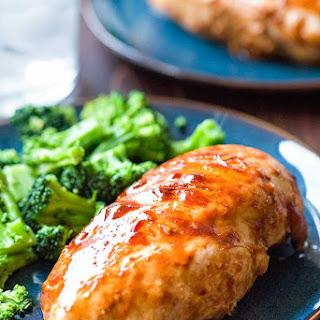 One Pan BBQ Chicken