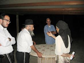 Photo: Setting out for a desert walk east of Beit Hogla...יוצאים לטיול לילי מזרחית לבית חגלה