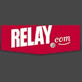 Le Kiosque presse Relay.com