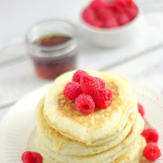 Light & Fluffy Buttermilk Pancakes