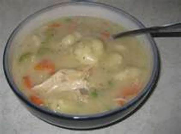 Chicken & Dumplings Recipe