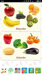Meyveler ve Sebzeler - náhled
