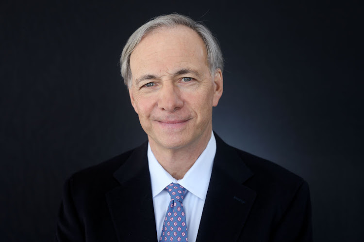 Raymond Dalio, billionaire and founder of Bridgewater Associates LP