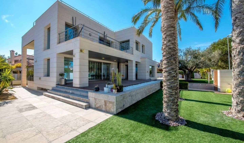 Villa avec piscine Playa de la Zenia