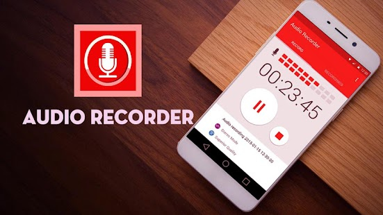 Smart Voice Recorder Apk by Sapone apps - wikiapk com
