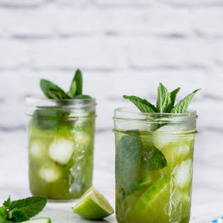 Cucumber Lime Cocktail Recipes