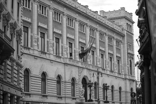 Palazzo di Montecitorio di Leonardo la Donna