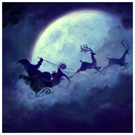 圣诞节动态壁纸视频 生活 LOGO-玩APPs