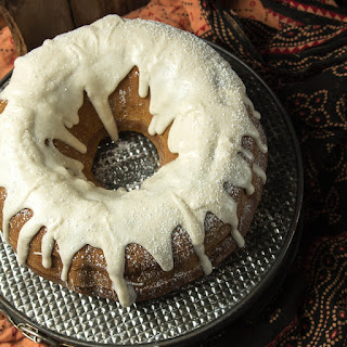 Chai Spiced Pumpkin Bundt Cake