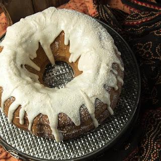 Chai Spiced Pumpkin Bundt Cake