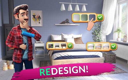 Flip This House: 3D Home Design Games screenshots 12