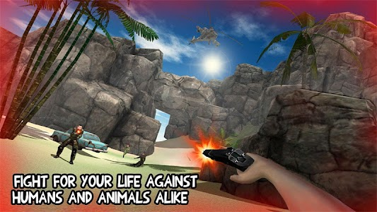 Prison Escape Island Survival screenshot 2
