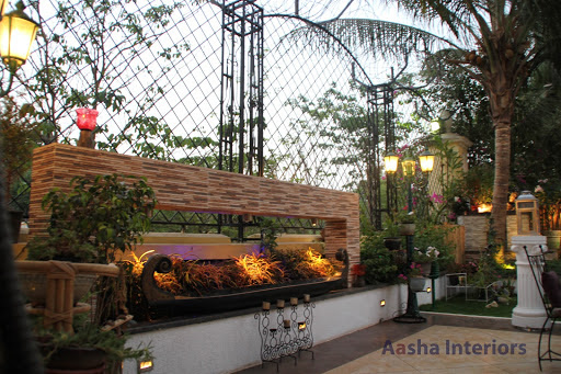 Aasha Interiors -- Interiors, Decorators & Consultants