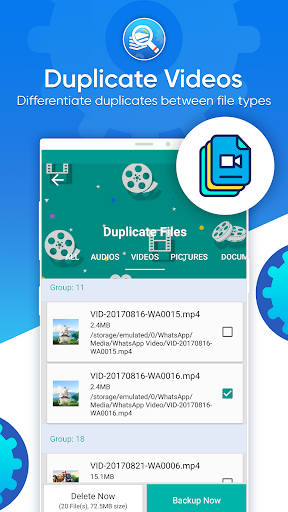 Duplicate Files Fixer and Remover screenshot 7