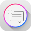 Text Later - Scheduled SMS icon