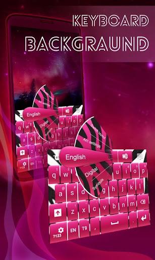 键盘Backgraund斑马