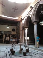Photo: patio interior