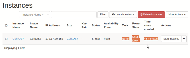Steps to Instance Snapshot and boot from volume Openstack Part 4 Openstack Project, Image, Flavor, Instance Configuration CentOS7 Part 3 openstack,  mitaka5, keystone, instance, nova, neutron, network configuration, lokesh carpenter, lokesh, linuxtopic, linux topic, vm,