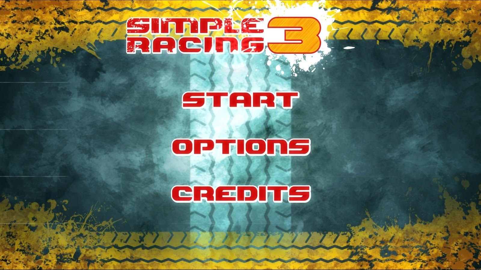 Simple Racing 3- screenshot