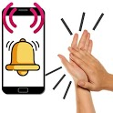 Clap phone finder icon