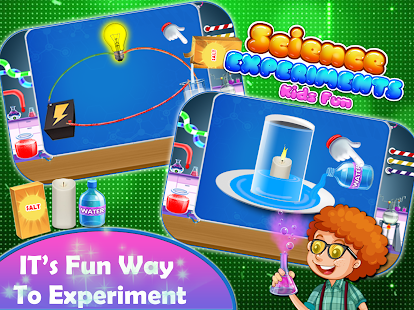 ... Science Experiments Kids Fun- screenshot thumbnail ...