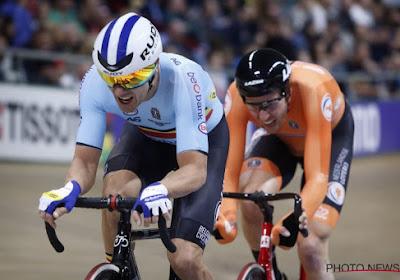 Kenny De Ketele pakt samen met Nils Politt de eindzege in de Zesdaagse van Bremen