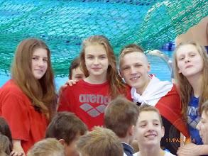Photo: Międzynarodowe Zawody Pływackie