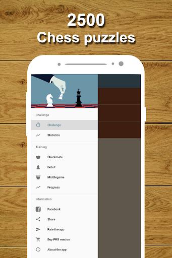Chess Coach - Chess puzzles 1.89 screenshots 1