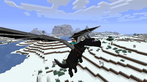 Dragon Mod Minecraft PE