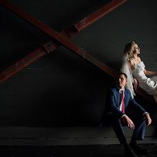 Wedding photographer Ekaterina Malakhova (malakhovaed). Photo of 23.10.2017
