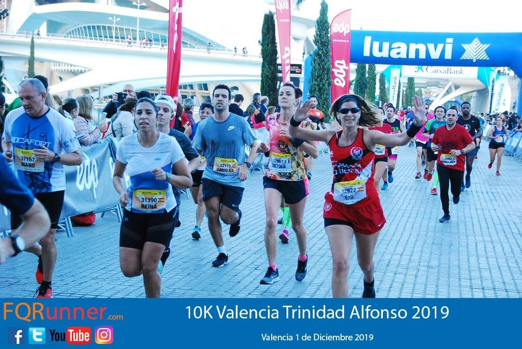 Fotos 10K Valencia Trinidad Alfonso 2019