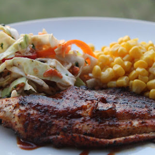 Grilled Catfish With Vegetables Recipes
