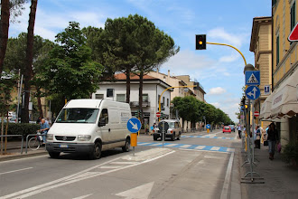 Photo: Viale Matteotti (Certaldo)