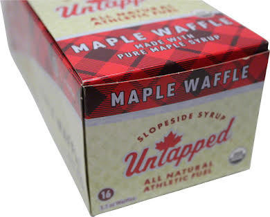 UnTapped Organic Maple Waffle: Box of 16 alternate image 2