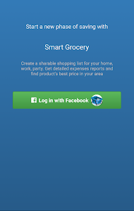 Smart Grocery screenshot 0