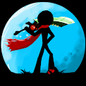Stickman Ghost: Ninja Warrior Action Offline Game icon