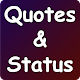Best Quotes & Status for PC-Windows 7,8,10 and Mac