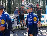 Ploegleider Lodewyck benadrukt dat Evenepoel geen kopman is in de Giro