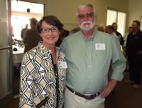 Photo: Brenda Anderson Hughes and Tom Hughes -  more stuff at http://Class65.com