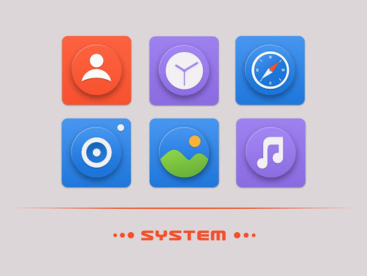Koas Icon Pack