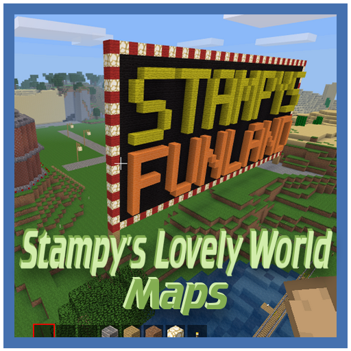 Stampy World Map.Maps Stampy S Lovely World Mcpe Apps On Google Play
