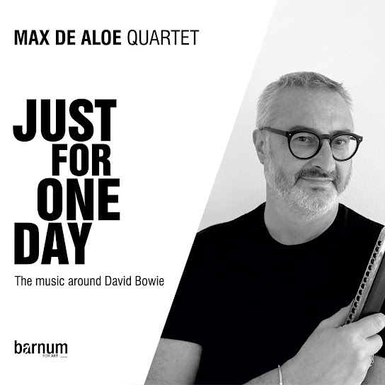 Just for One Day (The Music Around David Bowie)