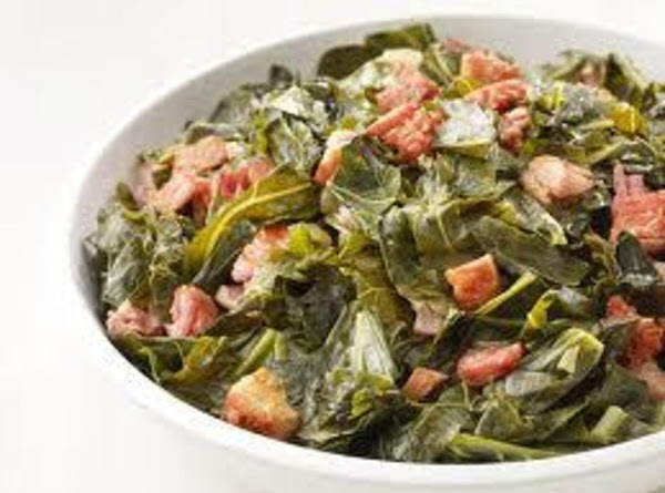 Easy Southern Collard Greens Recipe
