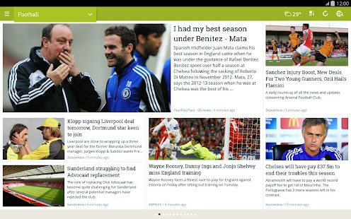 NewsLoop Screenshot