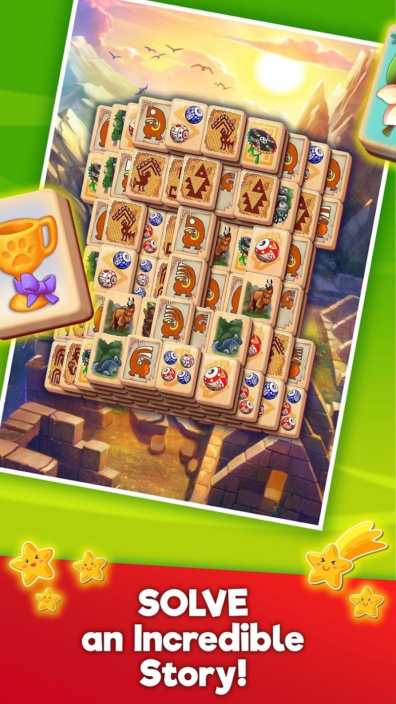 Mahjong Journey: A Tile Match Adventure Quest Screenshot 3
